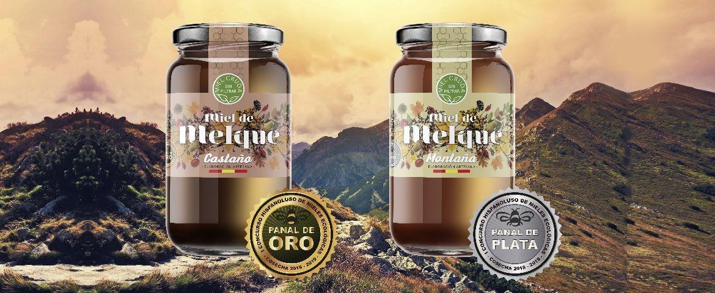 Autumn honeys: chestnut honey and mountain honey